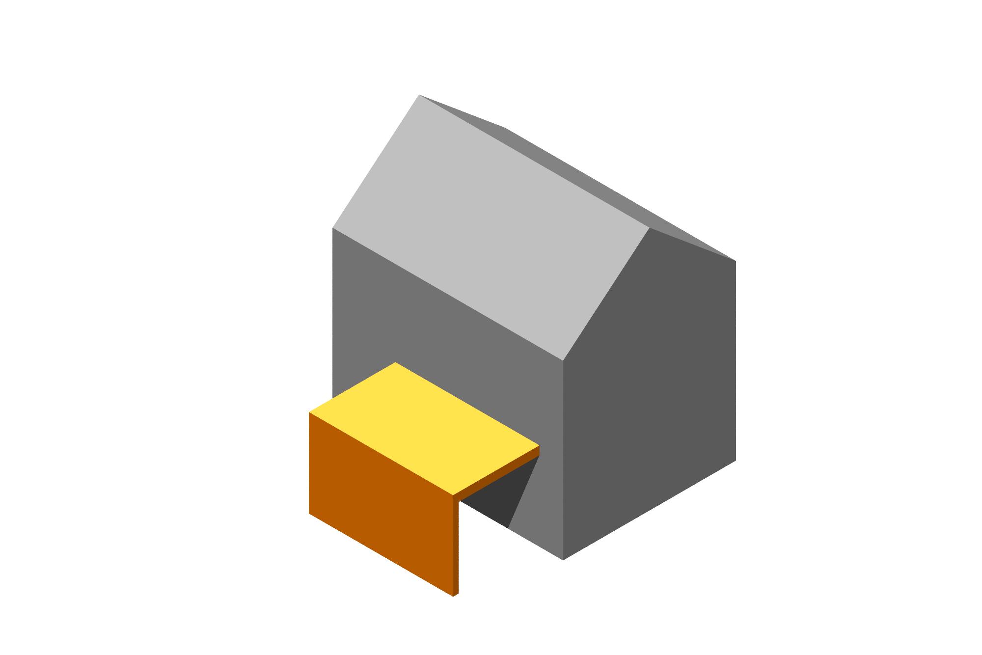 Constructieberekening en bouwtekening voor carport of overkapping