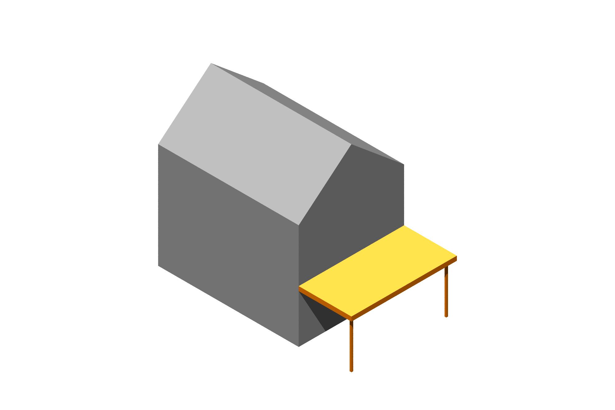 Carport / overkapping