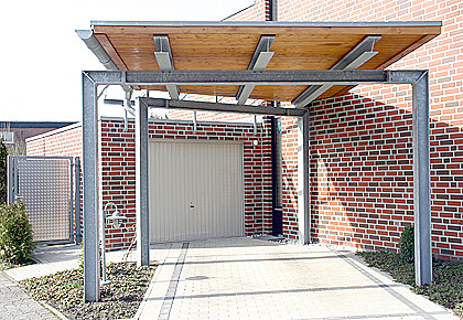 Carport - Luxe - Uw constructieberekening online laten maken