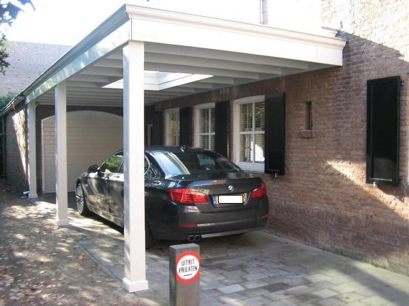 Constructieberekening en bouwtekening voor carport of overkapping - Carport foto ...