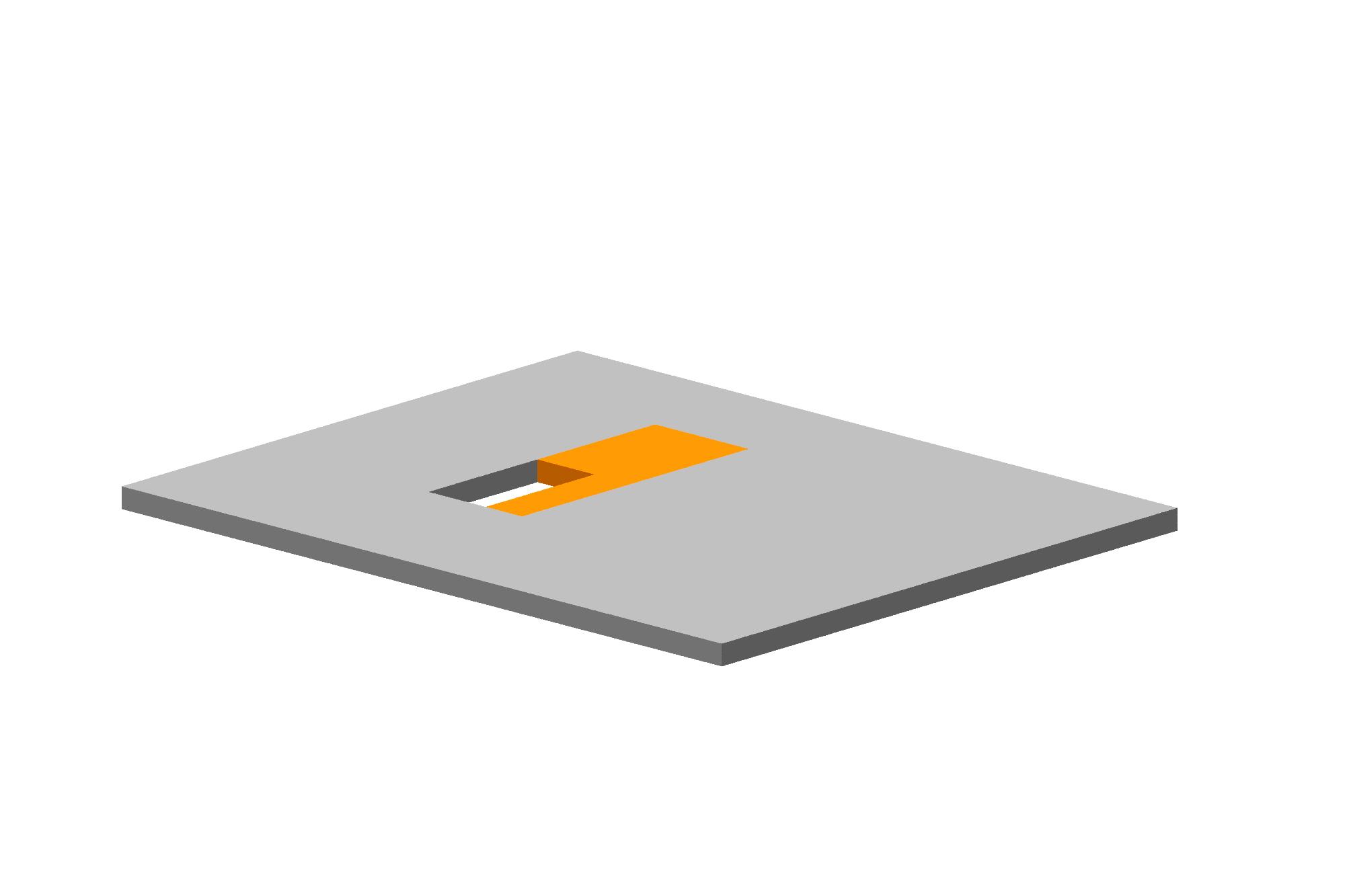 Trapgat in bestaande betonvloer uw constructieberekening for Trapgat maken in beton